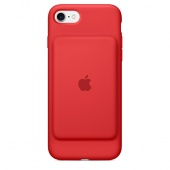Чехол Smart Battery Case для iPhone 7, (PRODUCT)RED (MN022ZM/A)