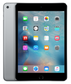 Apple iPad mini 4 Wi-Fi + Cellular 128Gb (Серый космос) MK762RU/A