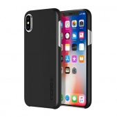 Чехол Incipio Feather для iPhone X.  Цвет черный (IPH-1643-BLK)