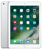 Apple iPad (2017) Wi-Fi+Cellular 32GB Silver 	MP1L2RU/A