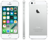 Apple iPhone 5S 16Gb (Silver) ME433RU/A