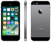 Apple iPhone 5S 16Gb (Space Gray) ME432RU/A