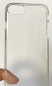 Чехол HANDY Invisible для iPhone 5S/SE Clear (HD-IPSE-INVCLR)